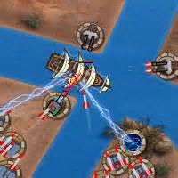 boat invasion tower defence tower defense games ninja flash games