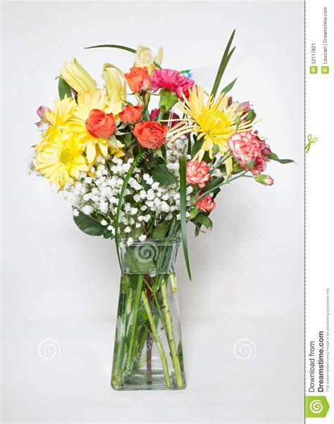 template for flower arrangement card bouquet with card stock image image of carnation