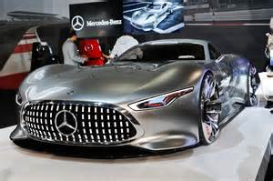 Mercedes Prototype Cars Mercedes Amg Vision Gran Turismo Concept Is Stunning