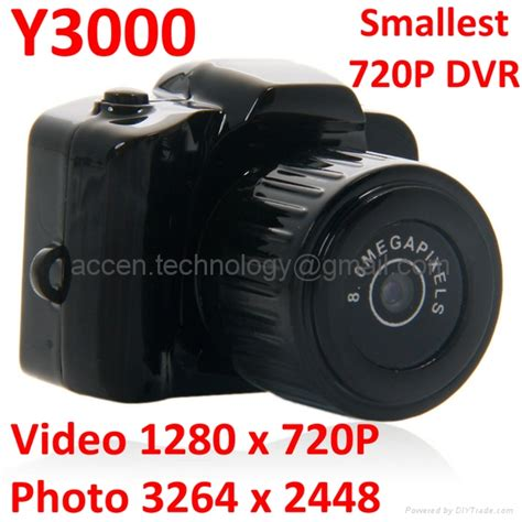 discount china wholesale outdoor dvr sports vcr y3000 8mp thumb mini 720p dvr smallest sport