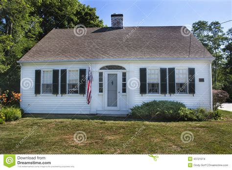 metrapanel home style green cape cod house stock photo image of massachusetts house