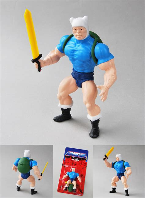 figure times adventure time masters of the universe figures