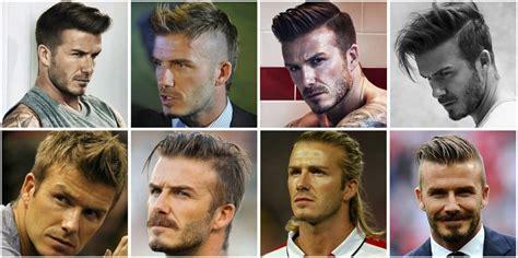 hairstyles through the years david beckham hairstyles through the years hairstyles by