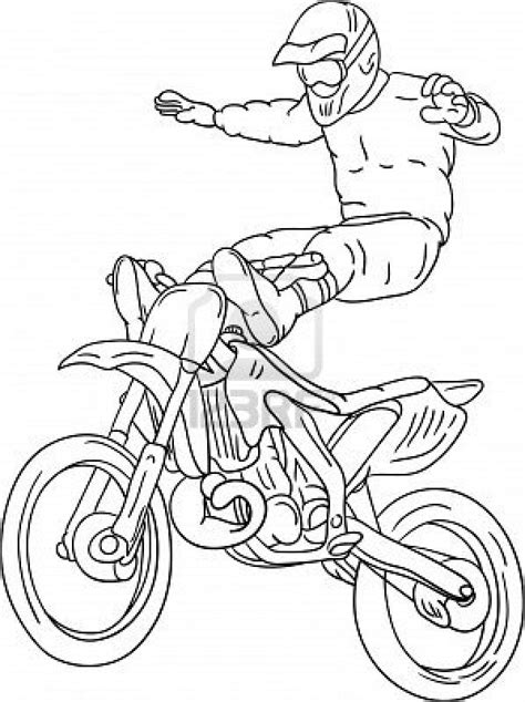Aufkleber Für Maschinen by Motocross Freestyle Coloring Pages This Is Absolutely Cool