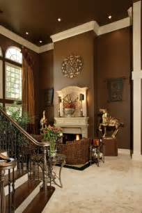 Luxury Home Interior Paint Colors by 1000 Ideas About Living Room Brown On Brown