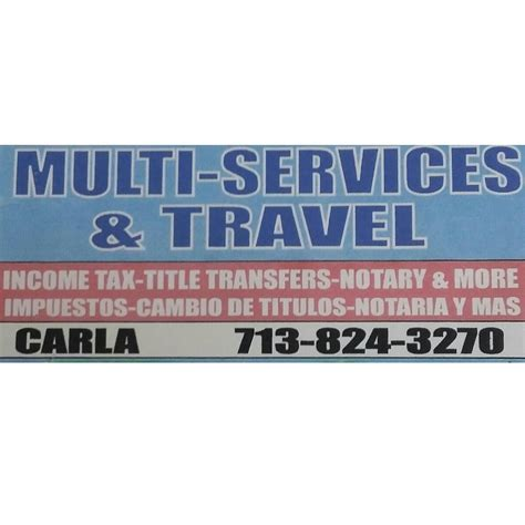 Multi Trip multi services travel llc houston tx