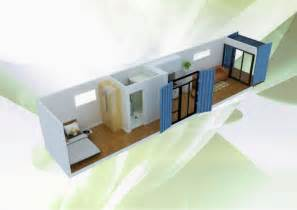Prefabricated home modern container house for 40 ft shipping container