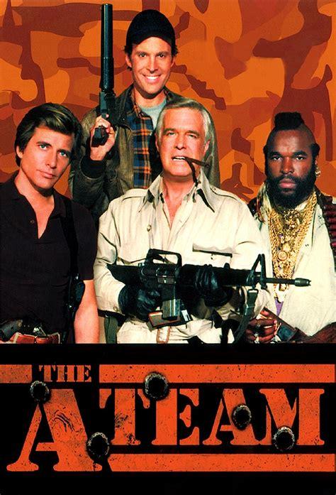 The A Team Tv Series a team serie tv 1984 curiosando anni 80