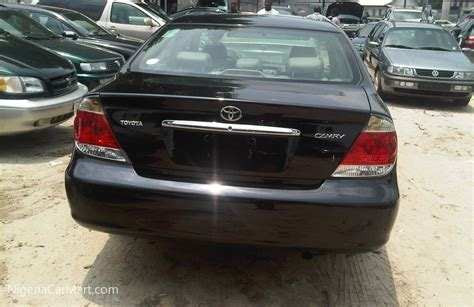 toyota xle for sale used toyota camry 2006 sale nigeria 2006 toyota camry xle used