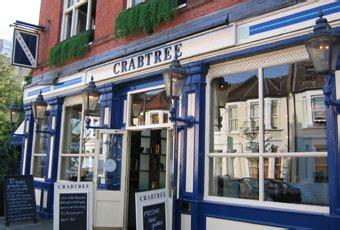 crabtree hammersmith london  ha pub details beerintheeveningcom