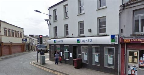 Bank Letter Cardiff Mountain Ash Will Lose Its Last High Bank As Lloyds Decides To Pull Out Of The Town