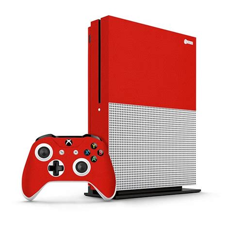 Color Box 4 In 1 xbox one s color series wraps covers cases slickwraps