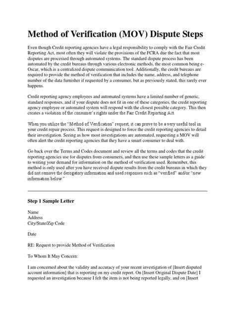 Credit Bureau Verification Letter 32 Request For Credit File Credit Bureau Credit Dispute Form Dispute Form Advantage Plus Credit