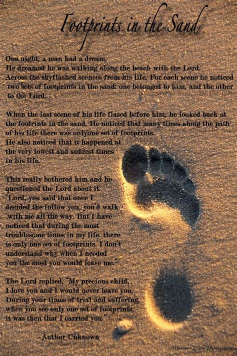1000 images about footprints in the sand poem on pinterest sand