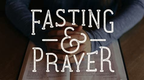 when do we start fasting 2018 week of prayer fasting 2018 new church