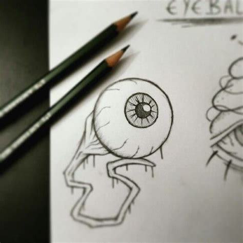 cartoon tattoo instagram https www instagram com timmy senf illustration creepy
