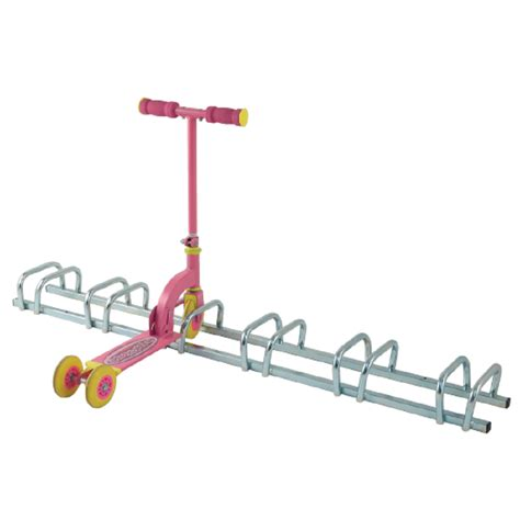 Scooter Rack basic scooter rack from parrs uk