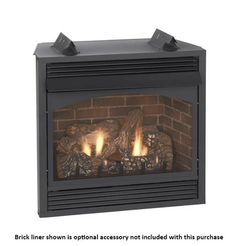 vent free gas fireplace insert with remote empire vail premium vent free gas fireplace with