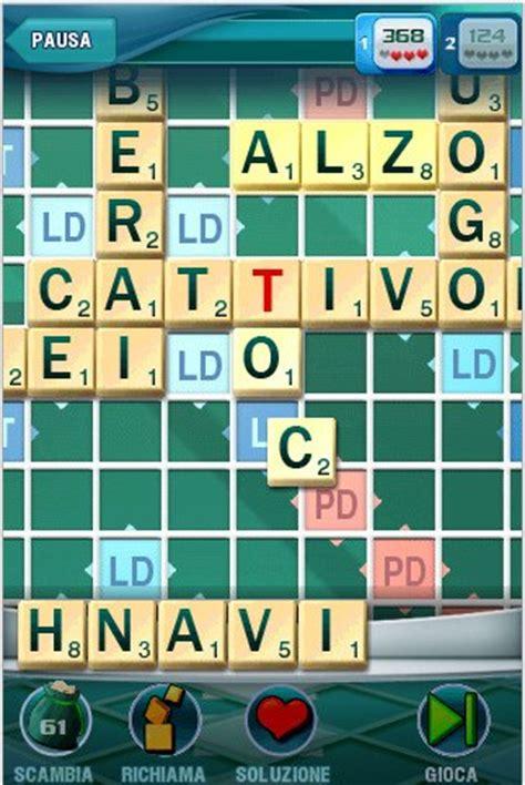 scrabble che scrabble la recensione iphone italia