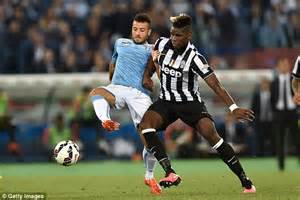 juventus midfielder paul pogba reveals chelsea manager jose mourinho admits his players must be