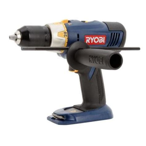 ryobi 18 volt one 1 2 in cordless hammer drill tool