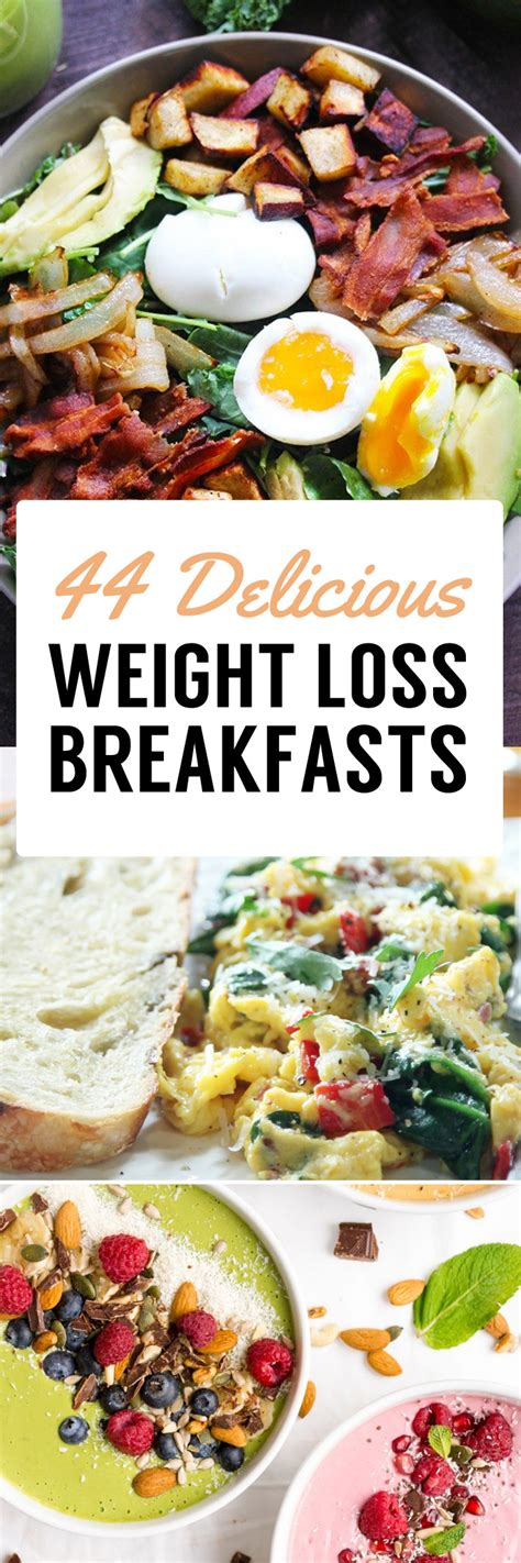 a weight loss breakfast 44 weight loss breakfast recipes to jumpstart your