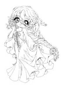 cute anime couple coloring pages chibi sketch template