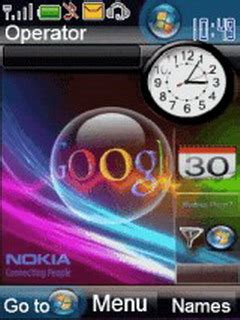 theme google mobile download windows mobile google nokia theme mobile toones