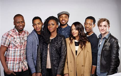 Peoples Cast by Justin Simien Of Dear White People On Depression Self