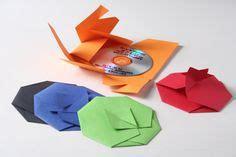 Origami Cd Holder - origami cd crafts