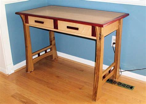 desk finewoodworking