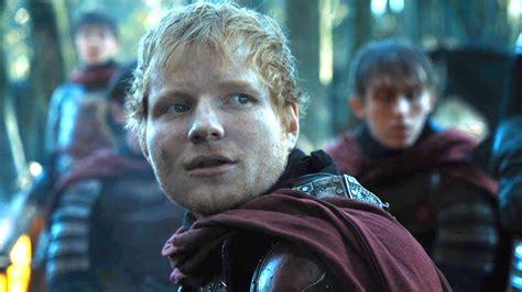 ed sheeran game of throne what ed sheeran s cameo on game of thrones felt like 107