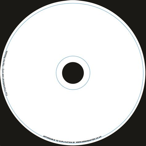 Cd Printing Duplication Cd Template