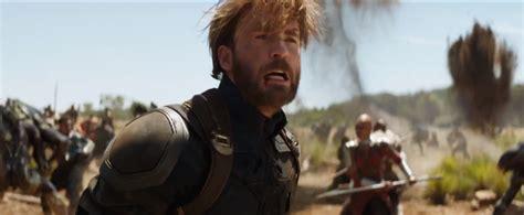 captain america infinity war avengers infinity war internet isn t pleased with cap s