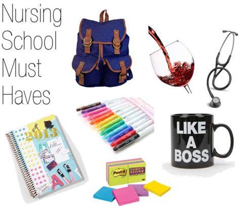 Nursing School Necessities - nursing school must haves a dose of nursing