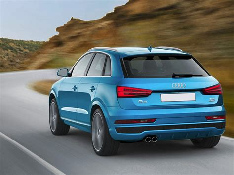 Audi Q3 Review 2016 by 2016 Audi Q3 Price Photos Reviews Features