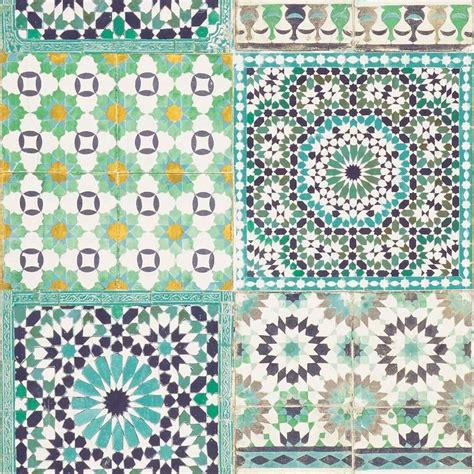 Tapisserie Carreaux De Ciment by Papier Peint Mosaic Vinyle Sur Intiss 233 Imitation Carreaux