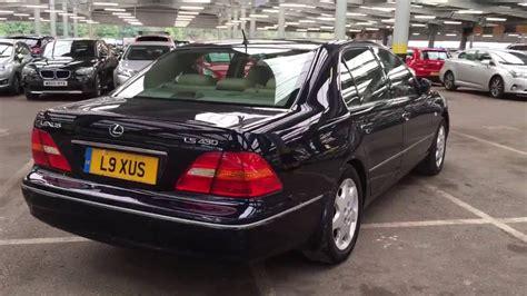 2002 Lexus Ls430 Review by 2002 Lexus Ls430 Ls 430 4 3 Vvti V8 Engine Review