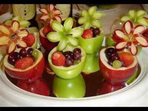 Decorating Ideas For Food Diy Food Decorations For Birthday