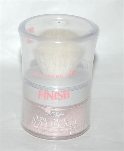 Bedak L Oreal True Match Mineral l oreal true match naturale luminizing mineral finish