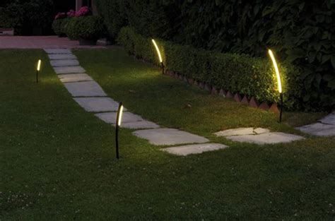 garden lights modern home exteriors