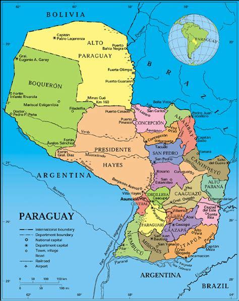 imagenes satelitales paraguay embajada de la rep 250 blica del paraguay en washington dc