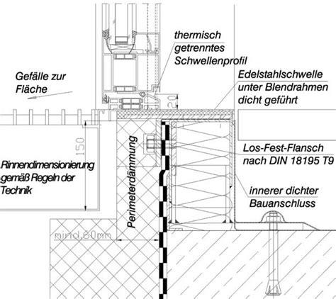 fensterbank din montagetipps f 252 r neubau und energetische sanierung im