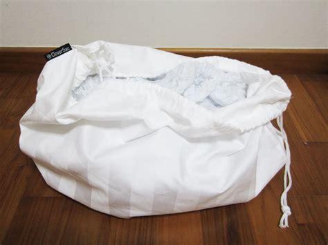 Pillow Stuffer handbag dust covers 100 cotton 300 thread counts cloversac