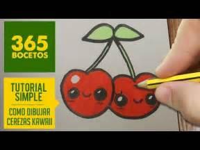 Kawaii paso a paso dibujos kawaii faciles how to draw a cherry
