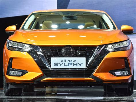 2019 Nissan Sylphy by All New Nissan Sylphy Debuts At 2019 Auto Shanghai