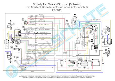 wiring diagram vespa px 150 jeffdoedesign