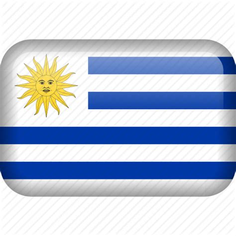 flags of the world uruguay country flag uruguay icon icon search engine