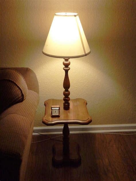 end table floor lamp walmart industrial loft magazine