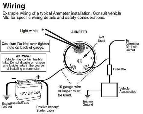 glowshift boost wiring diagram classic instrument
